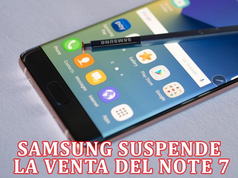 Baterías del Samsung Galaxy Note 7