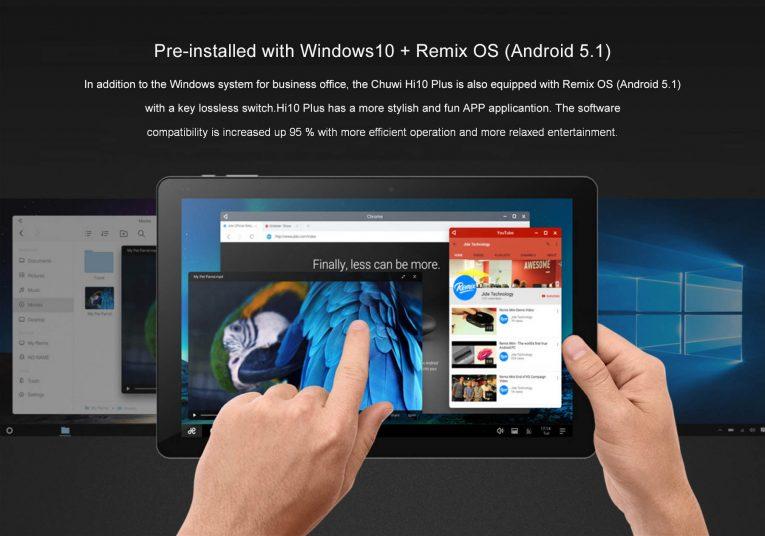 Remix OS mezcla Android con funciones de ordenador
