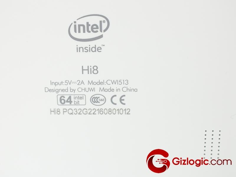 Chuwi Hi8 Pro