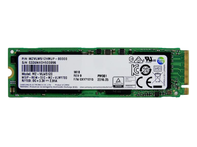 Samsung PM961-Samsung PM961-Samsung 960 EVO