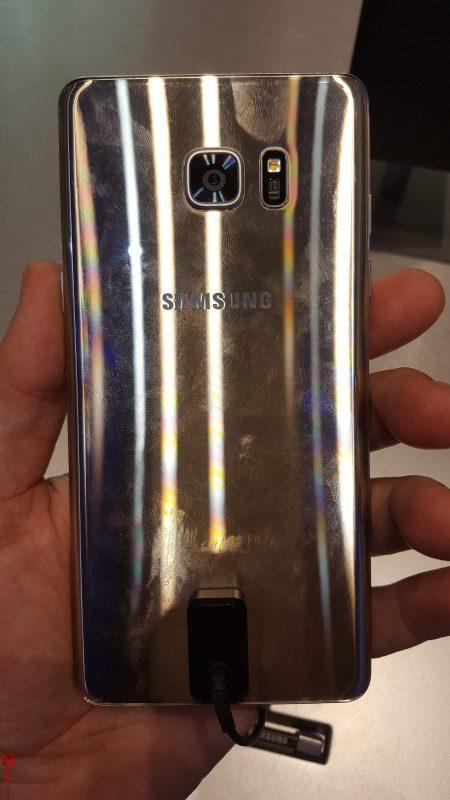 Gizloigc-Galaxy Note 7