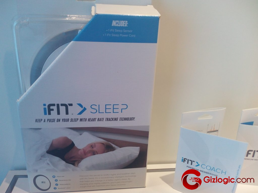 iFit Sleep