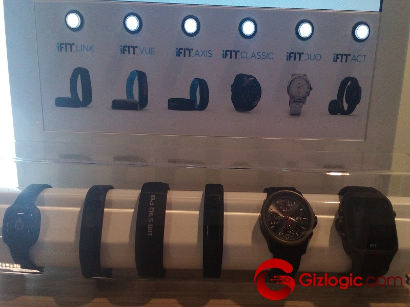 wearables ifit en ifa 2016