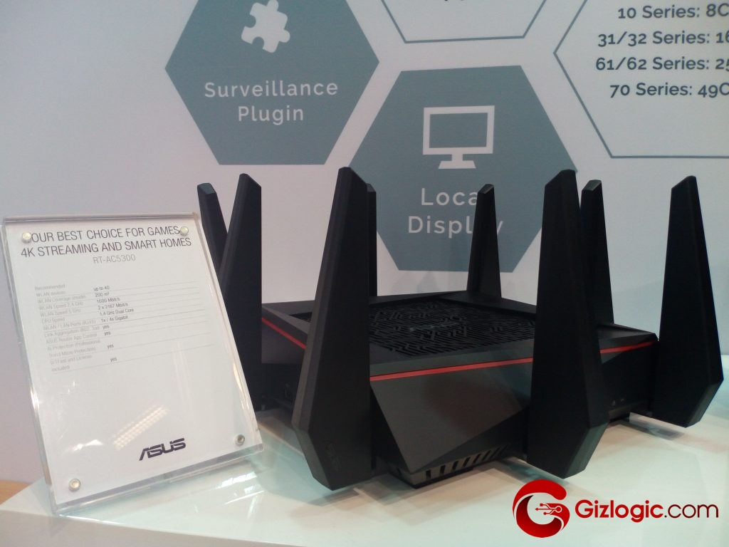 Asus router 4k