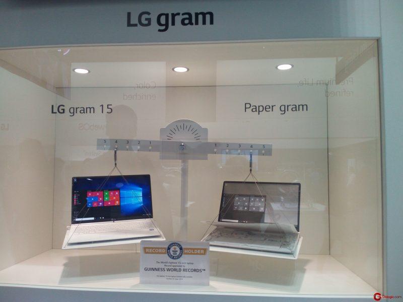 LG Gram en IFA 2016