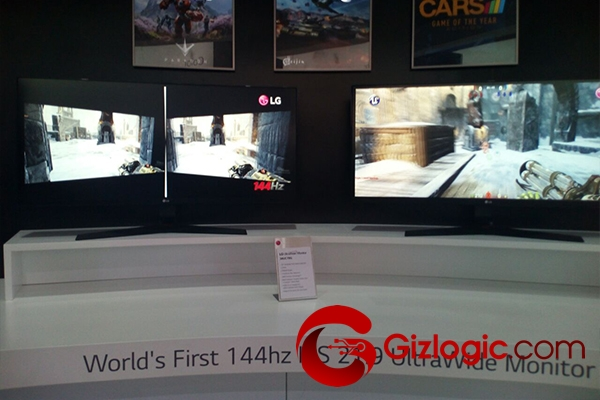 Monitores de LG
