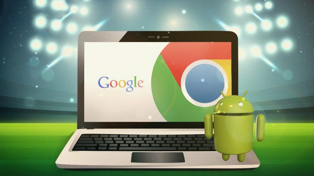 google andromeda