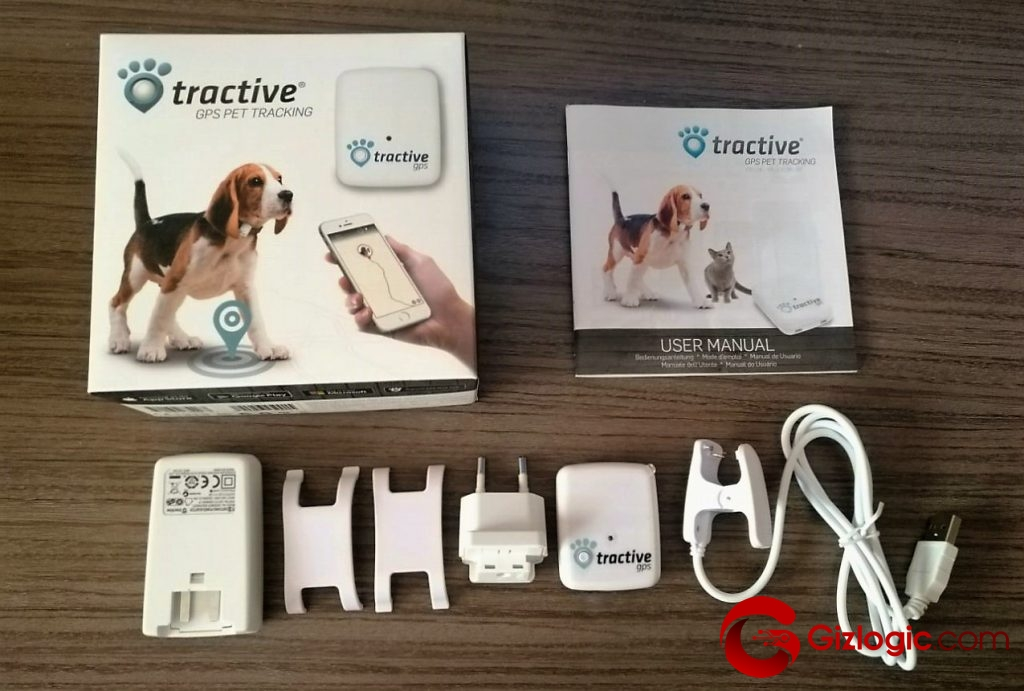 Tractive Pets