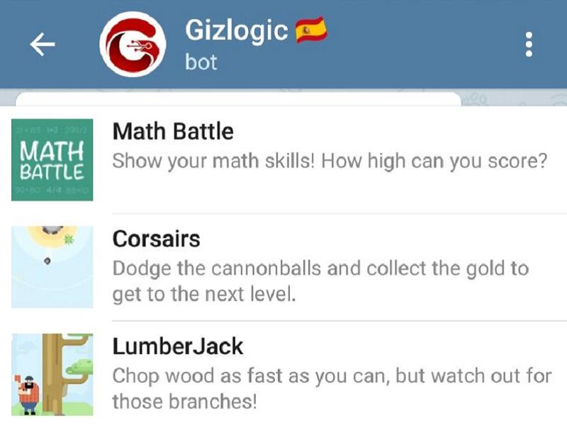 Juegos Telegram y Whatsapp