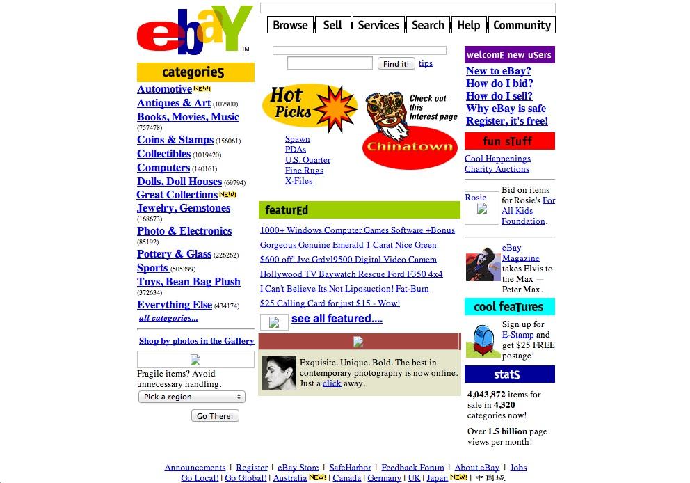 tiendas fisicas ebay