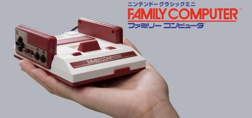 Nintendo Classic Mini-Nintendo-Entertainment-Famicom