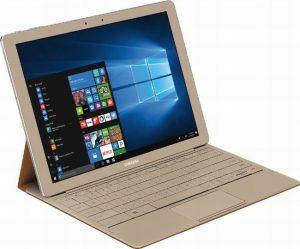 Samsung Chromebook Pro y Galaxy TabPro S Gold edition