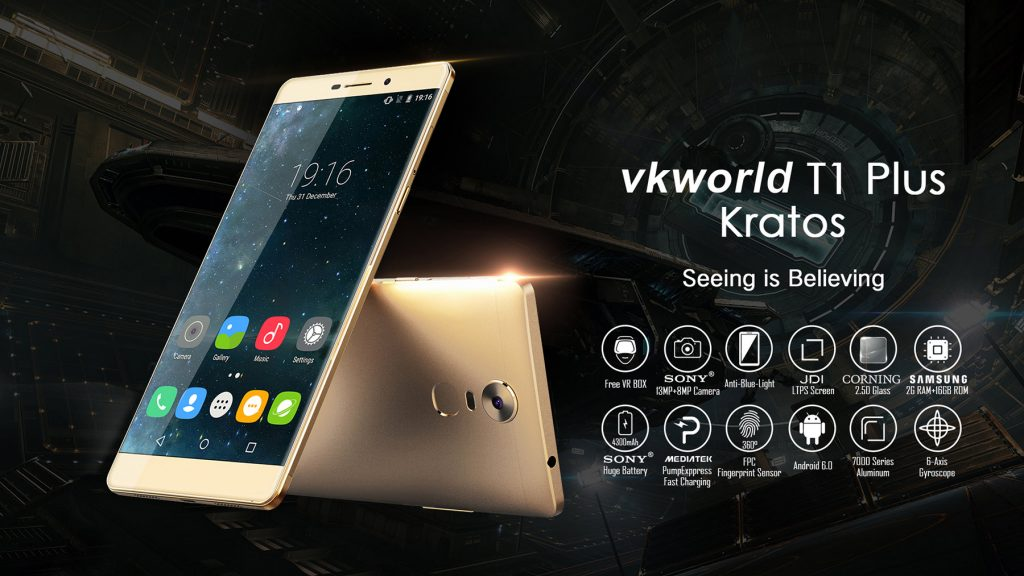 Gizlogic-VKWorld T1 Plus
