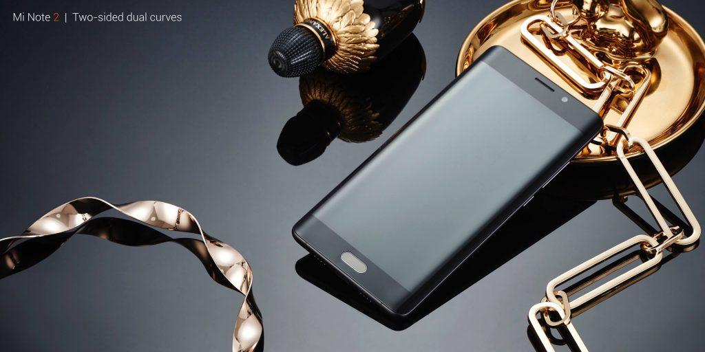 Xiaomi Mi Note 2-presentación