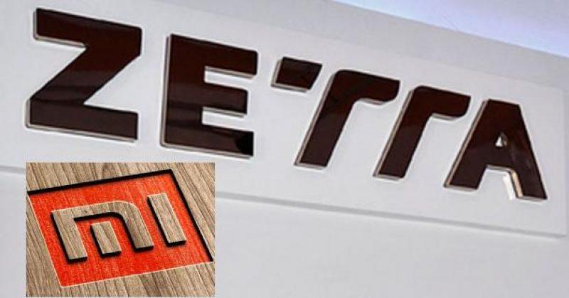 la marca española Zetta