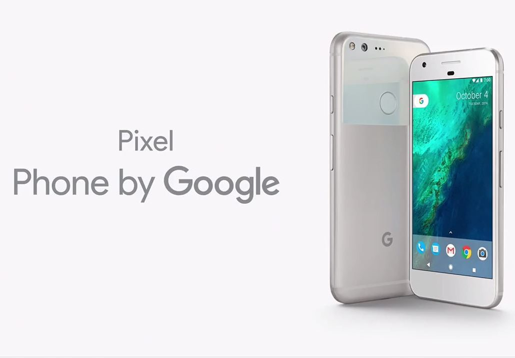 Google Pixel portada