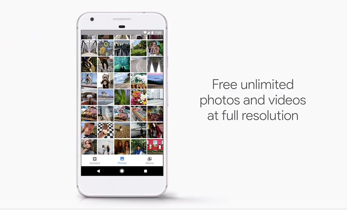 Google pixel fotos
