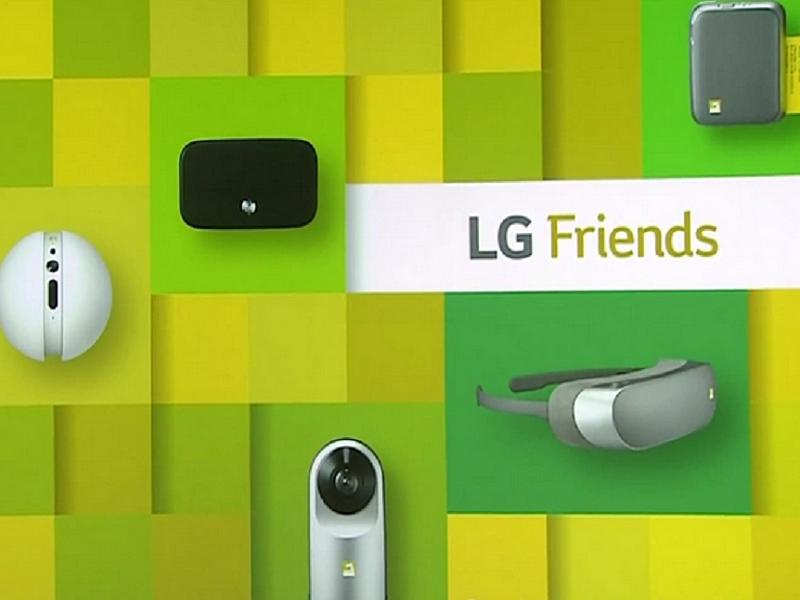 LG G6 Friends