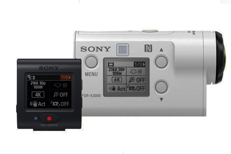 Sony FDR X3000