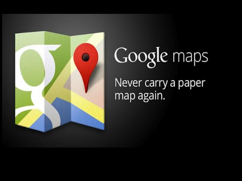 trafico con Google Maps usos del GPS del móvil