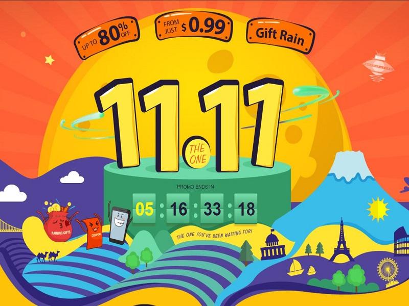 11 del 11 de gearbest