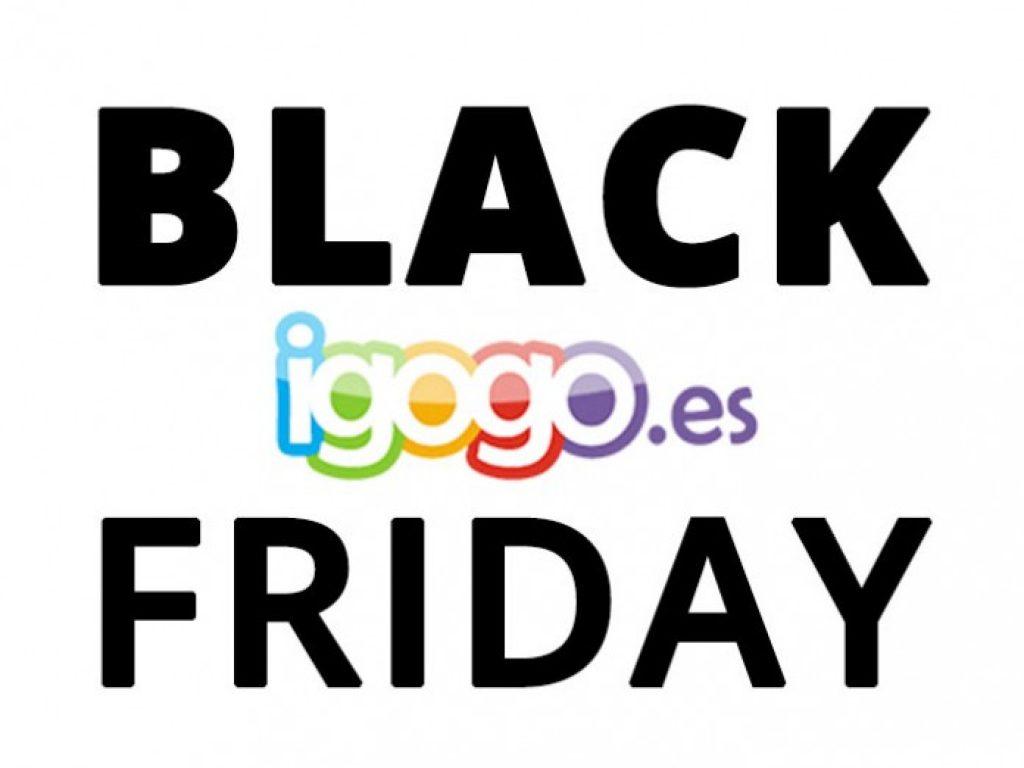 Consigue las mejores ofertas en el Black Friday en Igogo, con rebajas de hasta un 75% de descuento