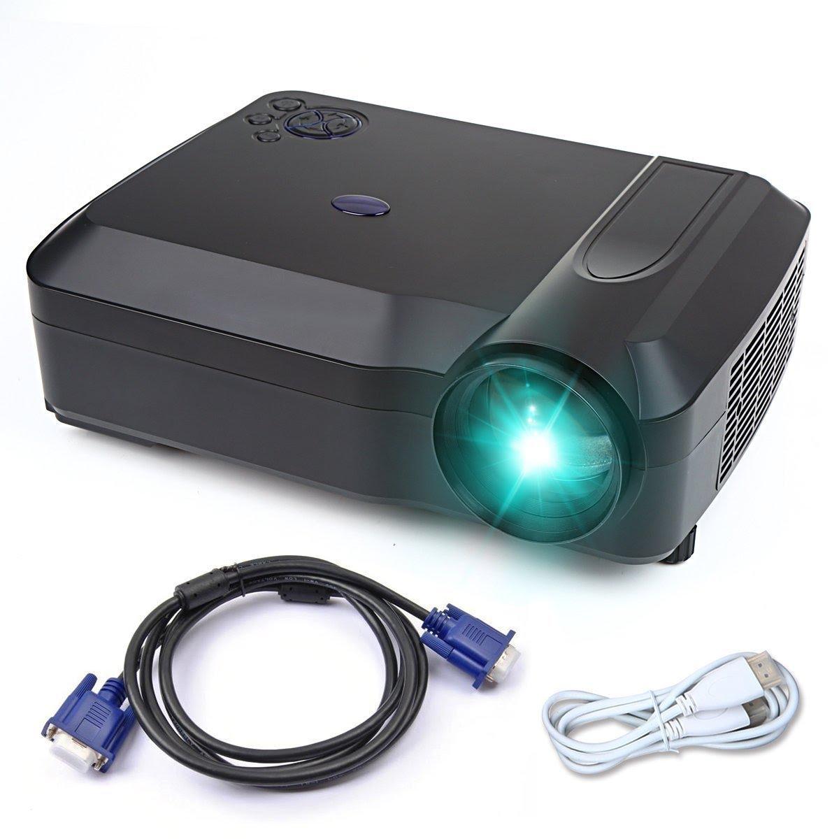 Crenova XPE650, un mini proyector con resolución HD