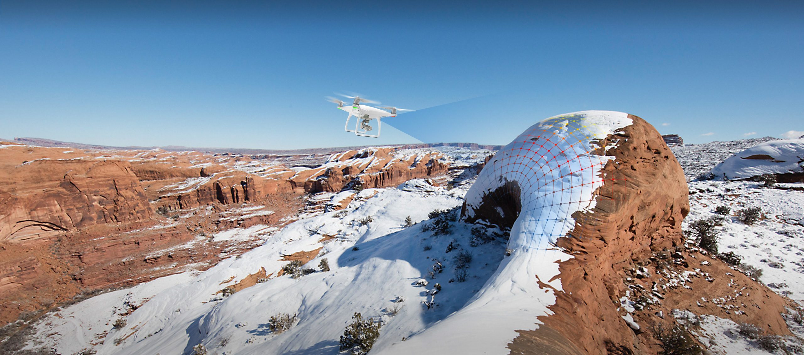 DJI Phantom 4 - Los mejores drones y los más baratos - Especial de Gizlogic