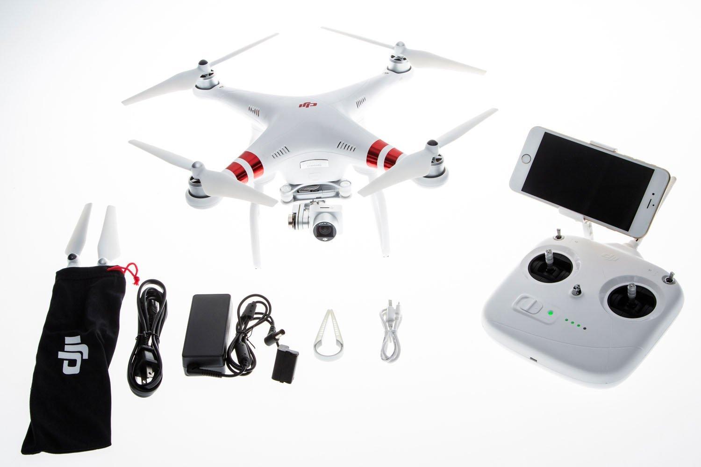 DJI Phatom 3 - Los mejores drones y los más baratos - Especial de Gizlogic