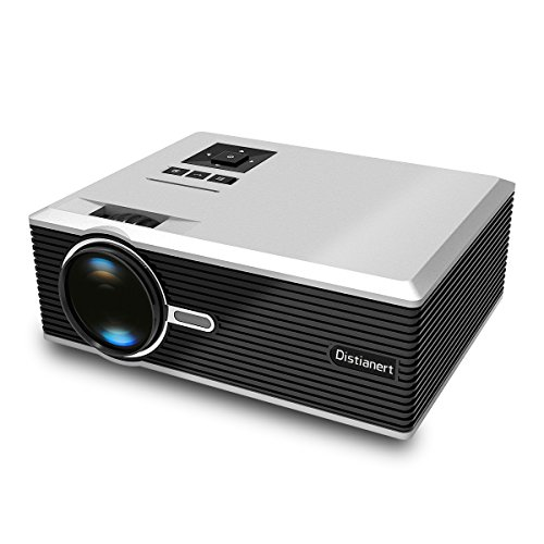 Distianert 1200LM, un mini proyector fabricado con materiales ecológicos