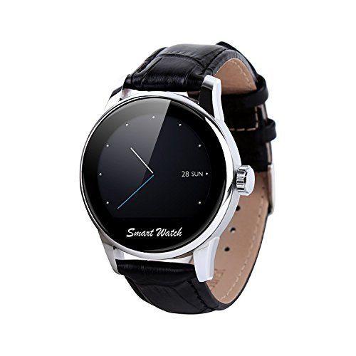 El Fantime Smartwatch K8-S destaca por su elegante diseño