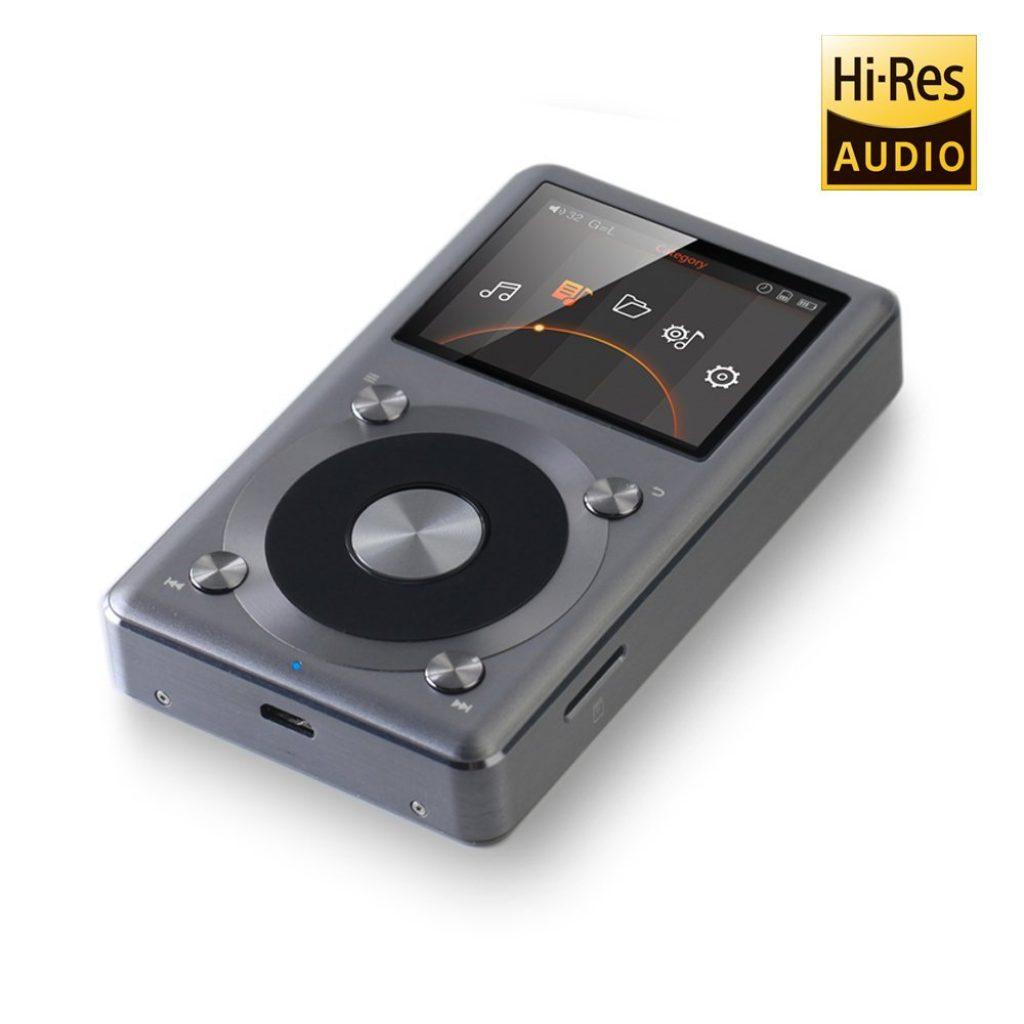 El Fiio X3II es un reproductor con alta fidelidad de audio