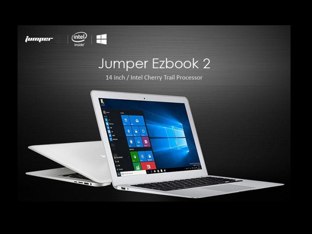 El Jumper Ezbook 2 destaca por su pantalla de 14 pulgadas