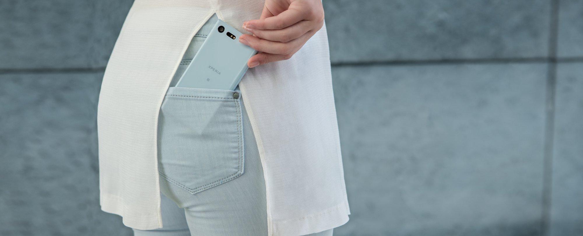 El Sony Xperia X Compact es un smartphone de 4 pulgadas