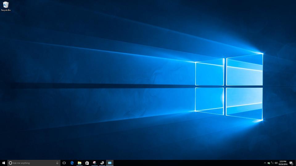 El YEPO 737S Trae Windows 10 Home de 64bits instalado