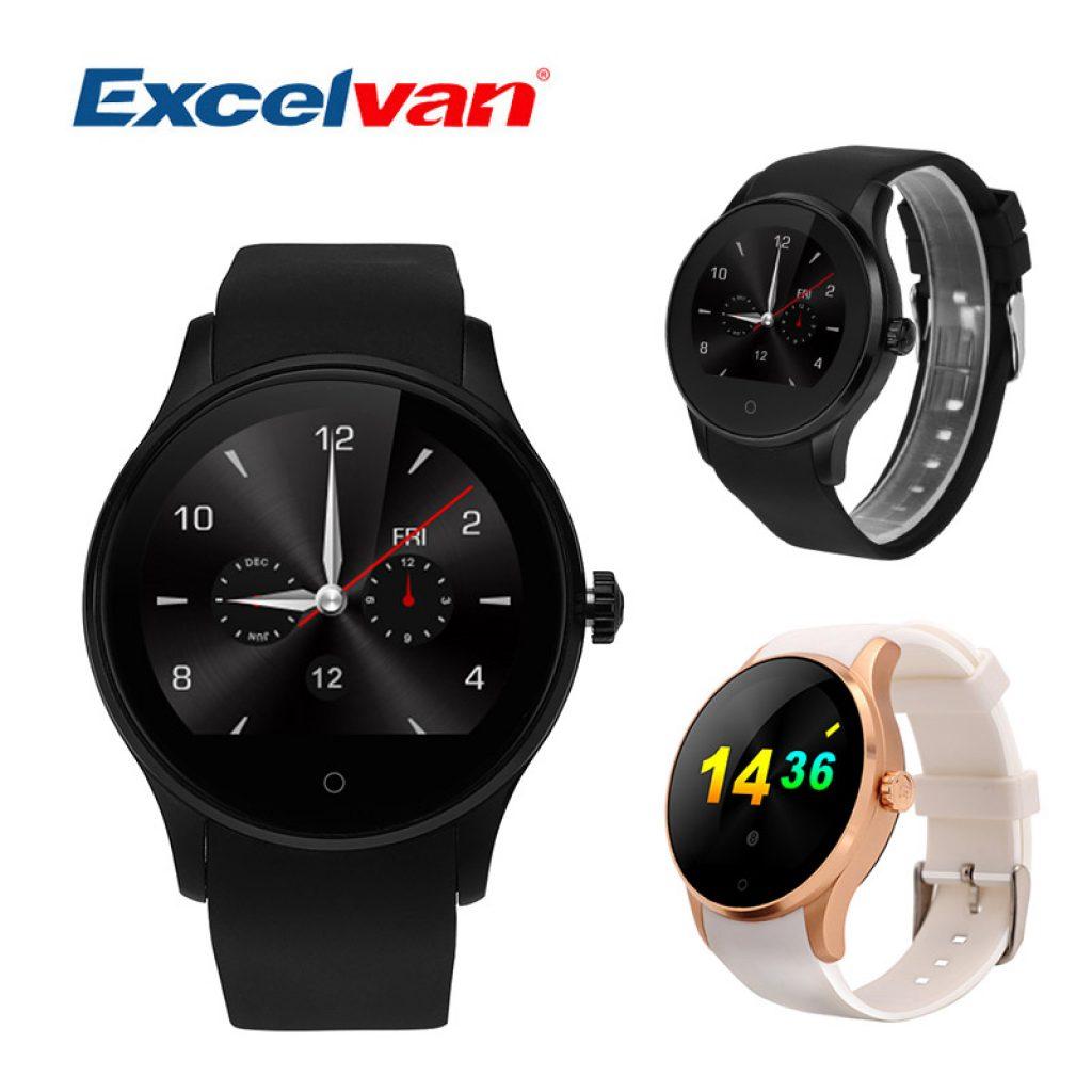 Excelvan K88S, un smartwatch con pantalla IPS de 1,22 pulgadas