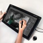 HUION GT-185, una tableta gráfica barata para expresar tu creatividad