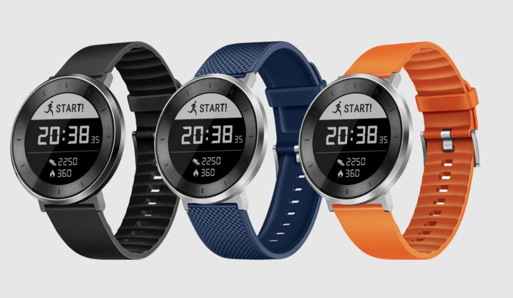 Huawei Fit, un smartwatch que busca hacer temblar a Pebble (y es más bonito).