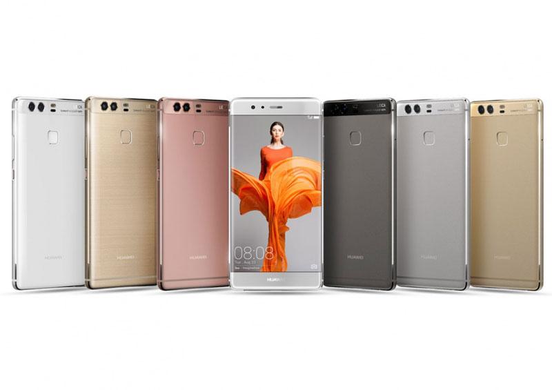 Huawei en el MWC17