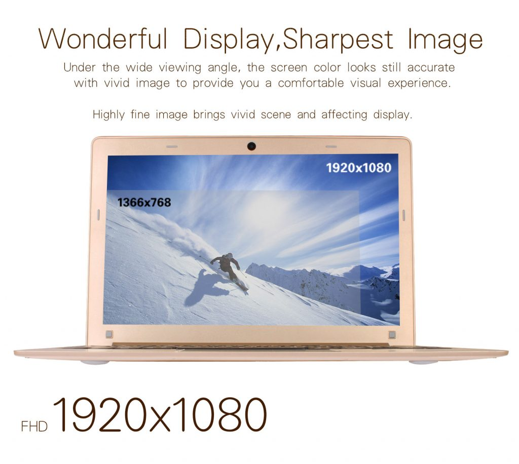 Jumper EZbook Air 8350 llega con pantalla de 11,6 pulgadas y resolución FHD de 1080p