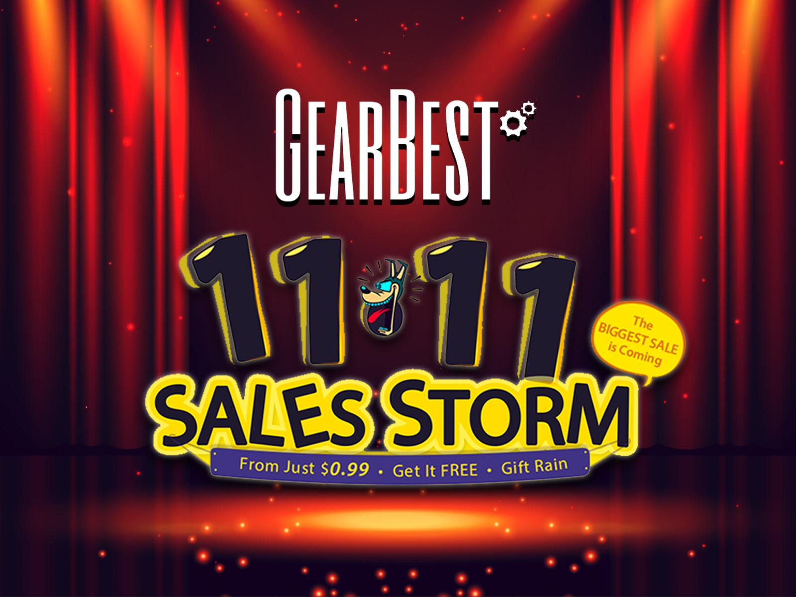 Las mejores ofertas en moviles para el 11 del 11 en Gearbest