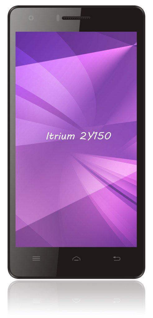 Leotec Itrium 2Y150, con pantalla de 5 pulgadas