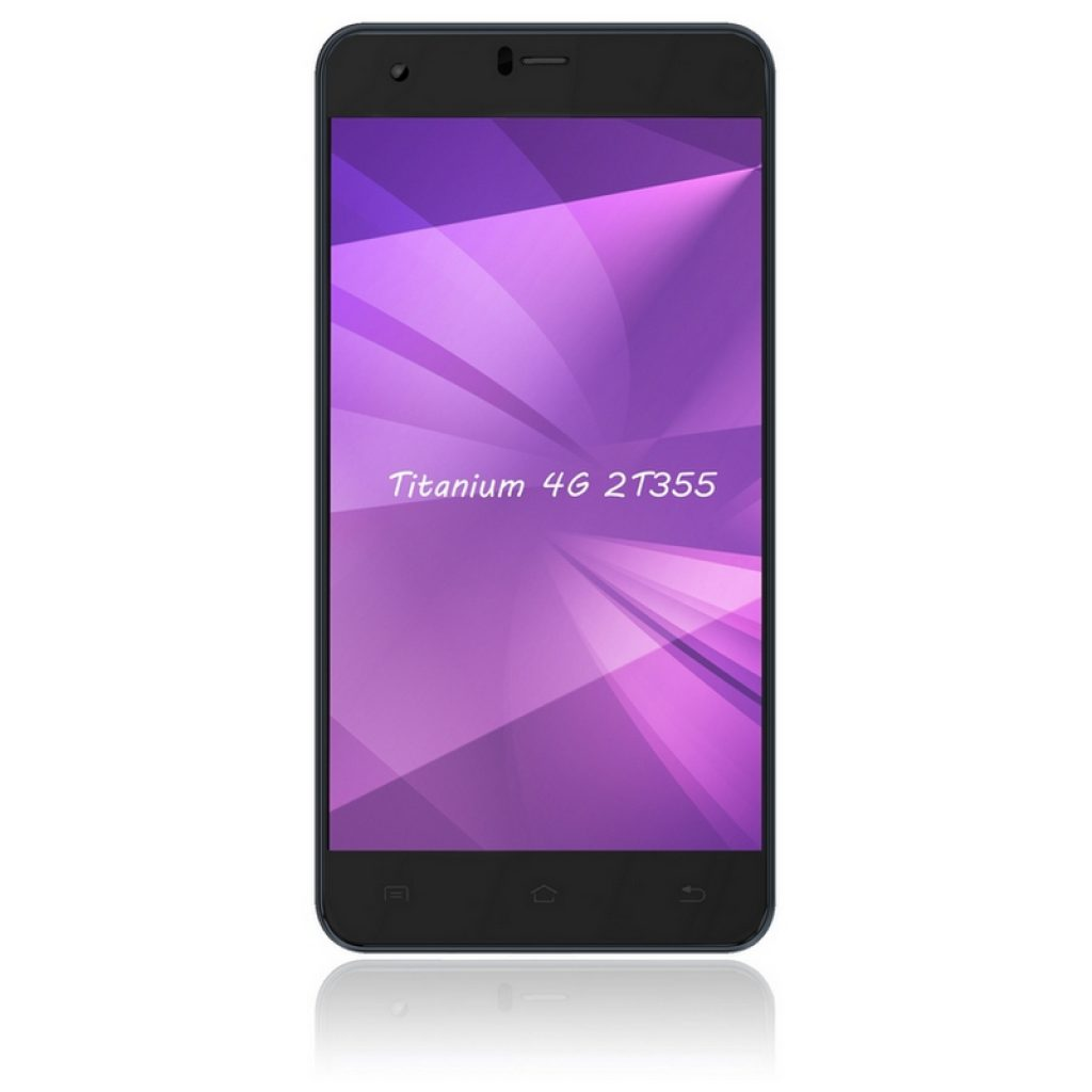 Leotec Titanium 2T355, un smartphone gama media de calidad