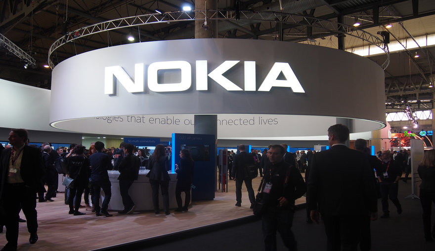 Nokia en el MWC17
