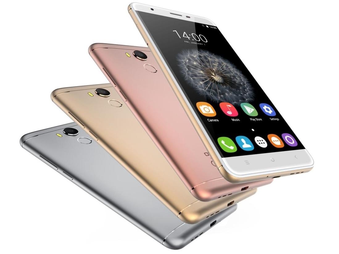 Oukitel-U15S, con aires de iPhone