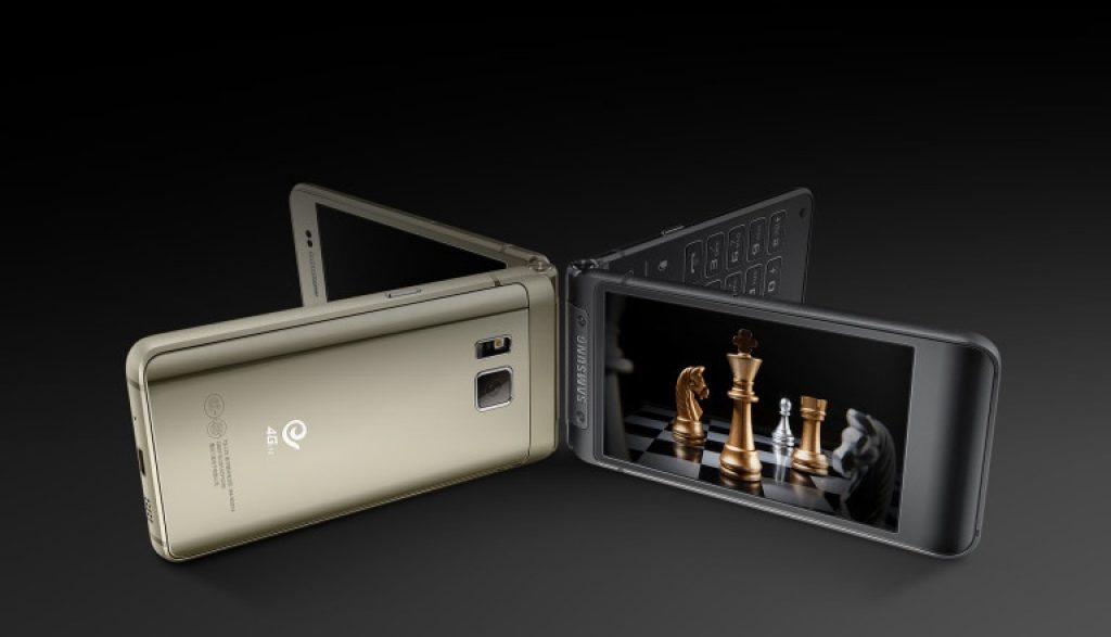 Samsung de tapa