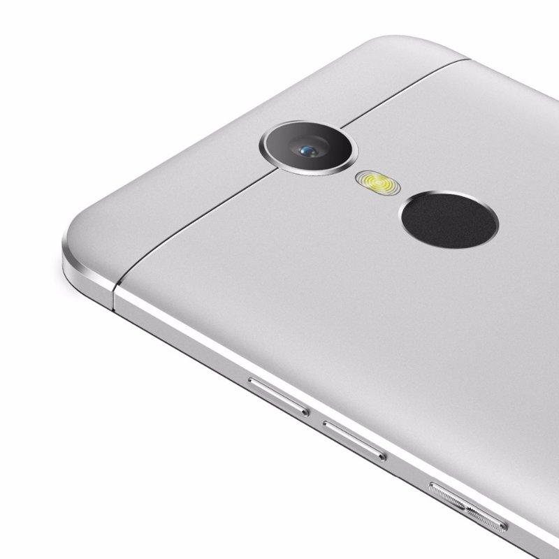 Sensor de huellas dactilares del Ulefone Metal