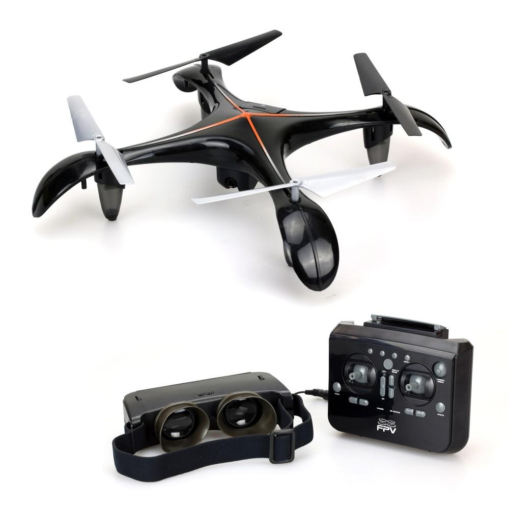 Silverlit Xion, el drone con cámara remota y gafas FPV