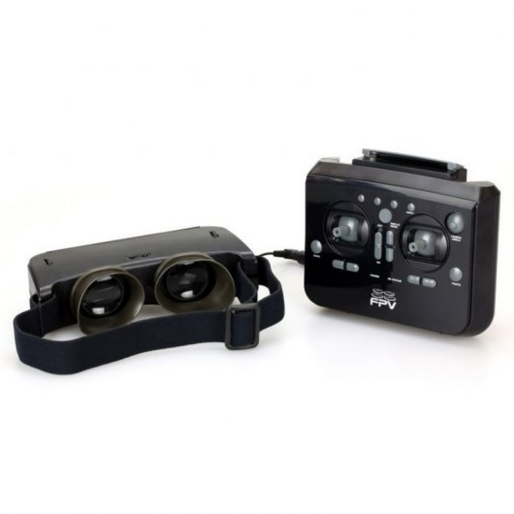 Silverlit Xion, un drone barato con cámara remota y gafas FPV