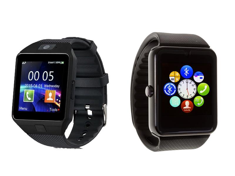 Smartwatch GT08 y DAM Smartwatch - Imagen destacada